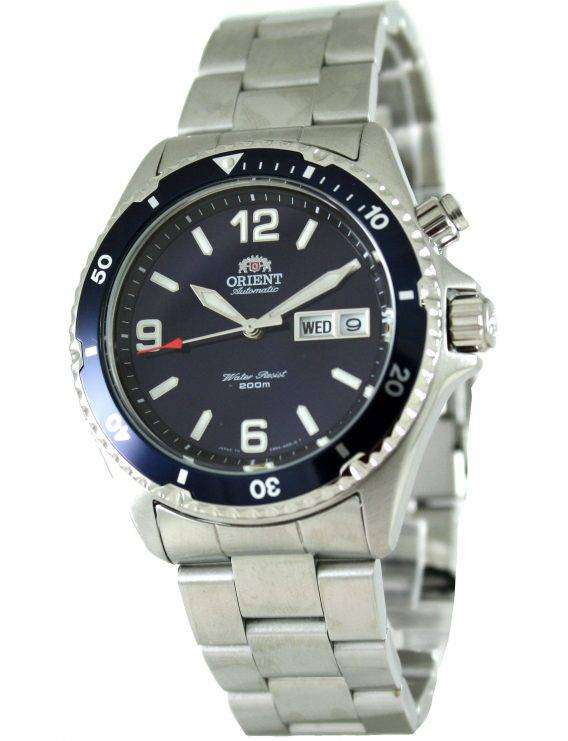 Orient Mako Automatic EM65002D Mens Watch