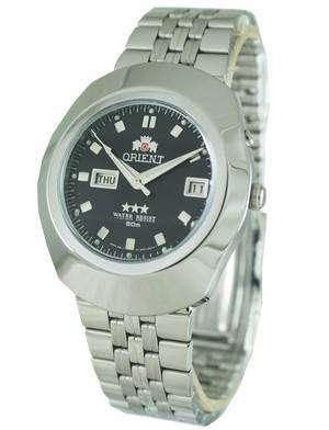 Orient 3 Stars EM70002B Mens Watch