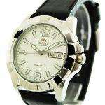 Orient Automatic Power Reserve FEM7L007W EM7L007W Men's Watch