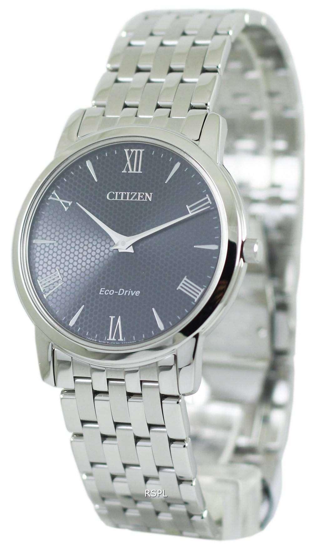 citizen eco drive stiletto ar1120 50f mens watch. Black Bedroom Furniture Sets. Home Design Ideas