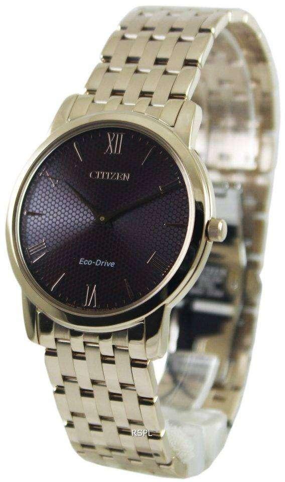 Citizen Eco-Drive Stiletto AR1123-51X Mens Watch 1