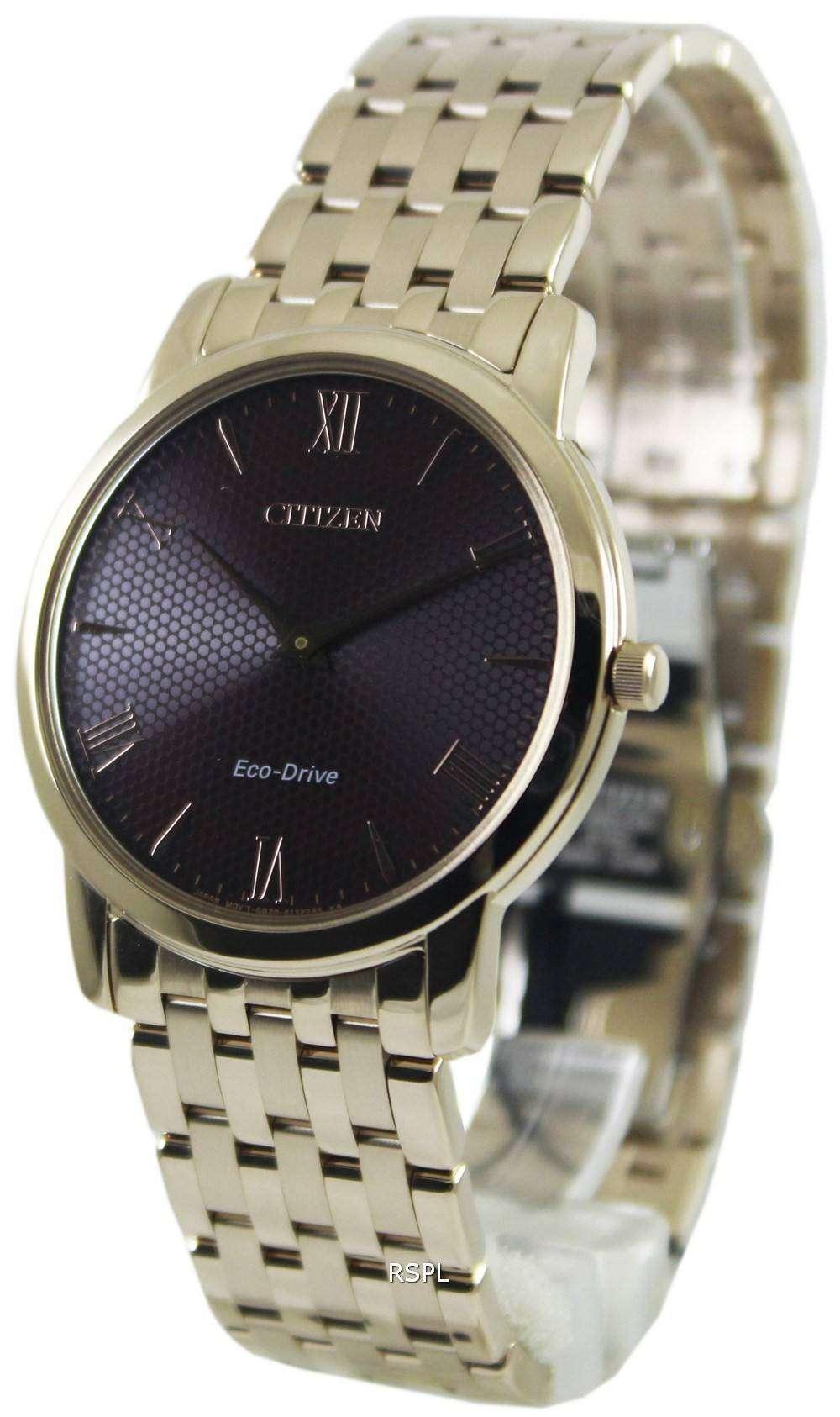 Citizen eco drive stiletto ar1123 51x mens watch downunderwatches for Eco drive watch