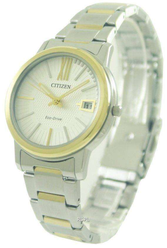 Citizen Eco-Drive FE6014-59A Womens Watch 1