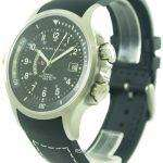 Hamilton Khaki Automatic Navy GMT H77615333 Mens Watch