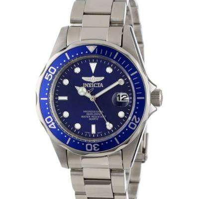 Invicta Pro Diver 200M Quartz Blue Dial INV9204/9204 Mens Watch 1