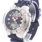 Citizen Aqualand Diver Depth Meter Promaster Sea Watch JP1060-01E JP1060