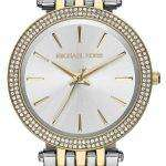 Michael Kors Darci Two-Tone Crystals MK3215 Womens Watch