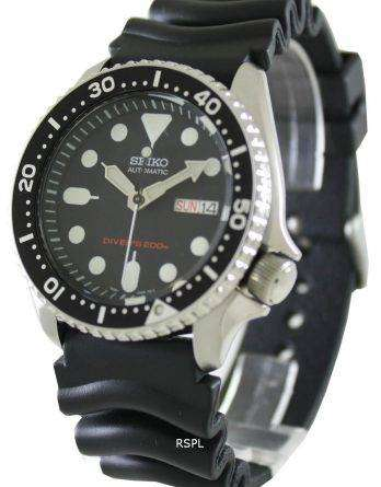 Seiko Automatic Divers Rubber Band SKX007K1 SKX007K Mens Watch
