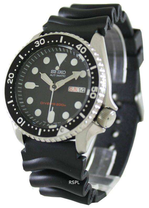 Seiko Automatic Divers Rubber Band SKX007K1 SKX007K Mens Watch 1