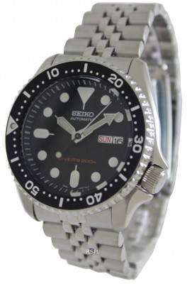Seiko Automatic Divers 200M 21 Jewels SKX007K2 Mens Watch 1