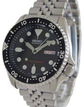 Seiko Automatic Divers 200M 21 Jewels SKX007K2 Mens Watch