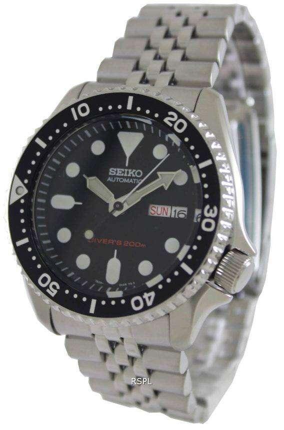 Seiko Automatic Divers 200M 21 Jewels SKX007K2 Mens Watch 1