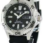 Seiko Solar Scuba Diver Sports SNE107P2 Mens Watch