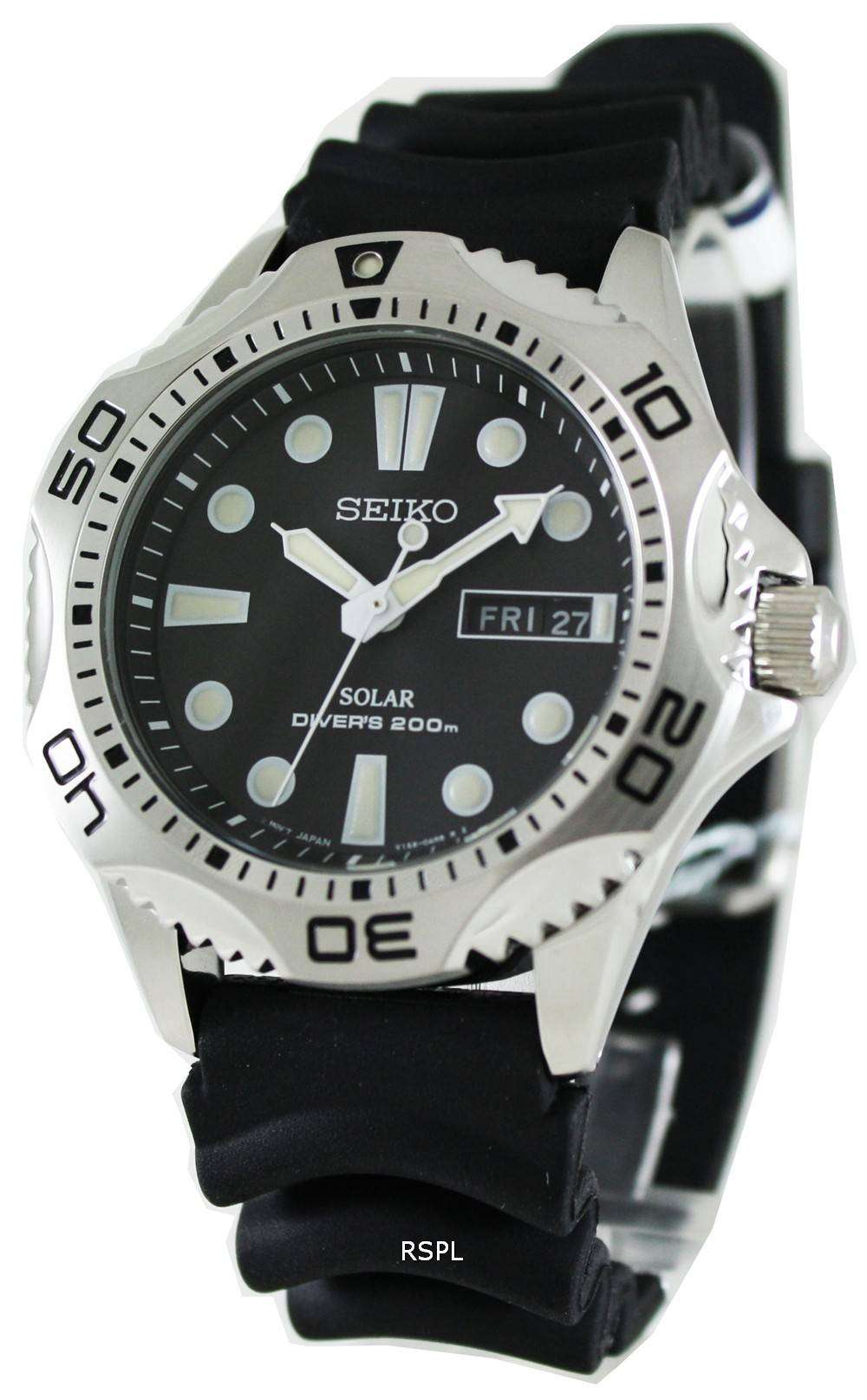 discount watches store for mens womens online seiko solar s diver sports sne107p2 mens watch