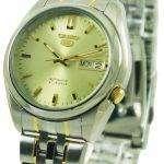 Seiko 5 Automatic 21 Jewels SNK365K1 SNK365K Mens Watch