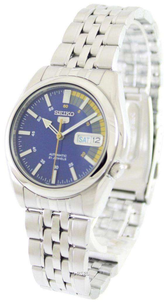 Seiko 5 Automatic 21 Jewels SNK371K1 SNK371K Mens Watch 1