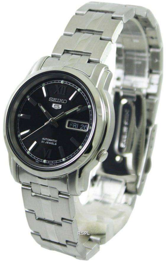 Seiko 5 Automatic 21 Jewels SNKK81K1 SNKK81K Mens Watch 1
