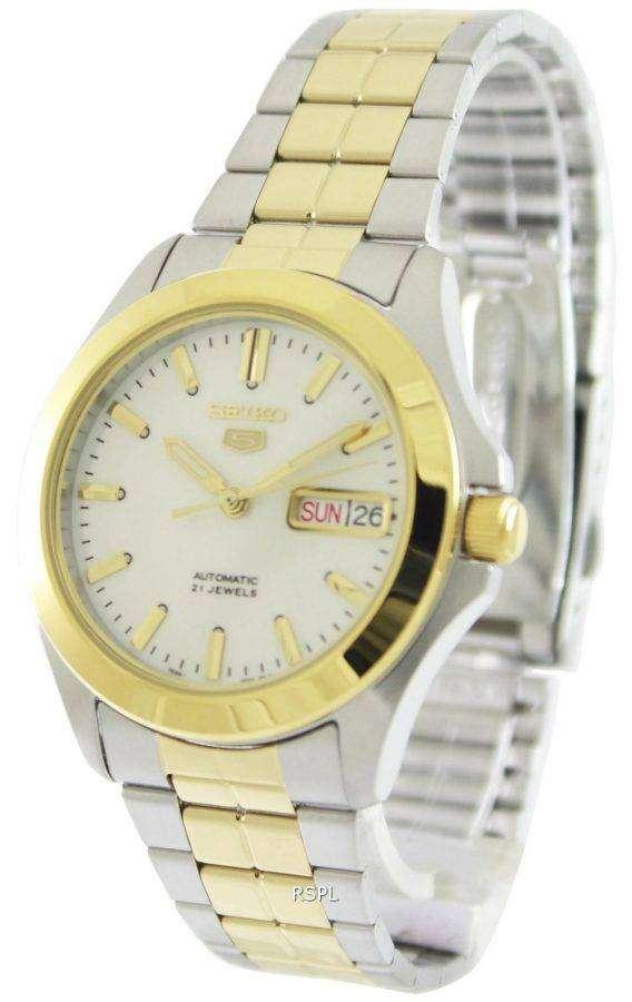 Seiko 5 Automatic 21 Jewels SNKK94K1 SNKK94K Mens Watch 1