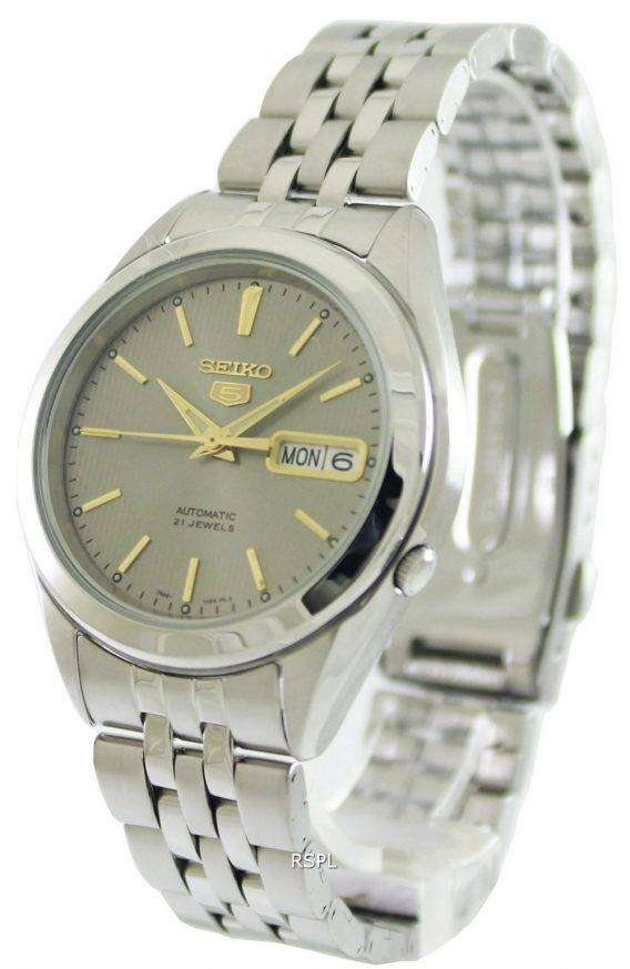 Seiko 5 Automatic 21 Jewels SNKL19K1 SNKL19K Mens Watch 1