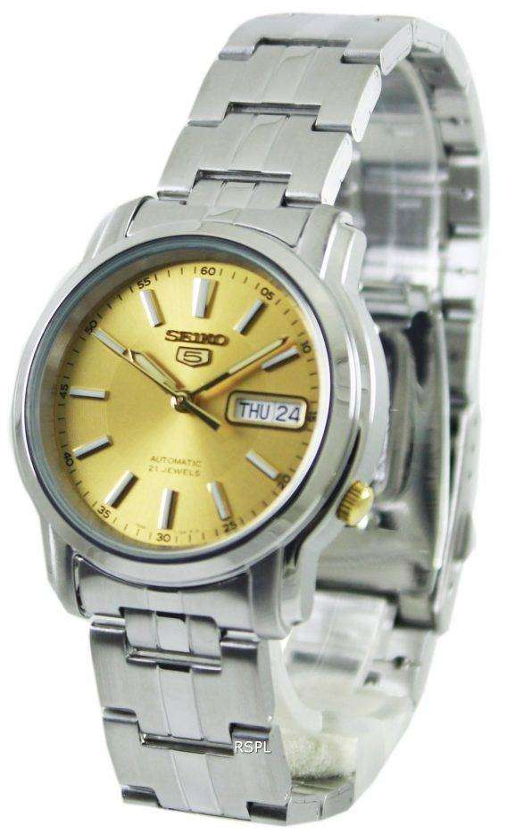 Seiko 5 Automatic 21 Jewels SNKL81K1 SNKL81K Mens Watch 1