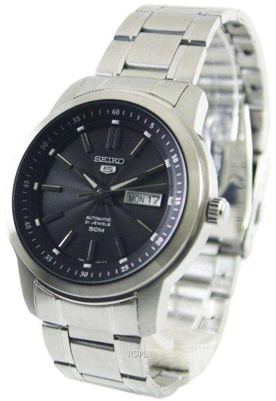 Seiko 5 Automatic 21 Jewels SNKM87K1 SNKM87K Mens Watch 1