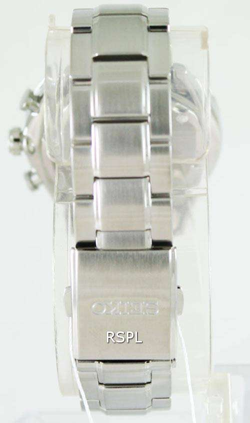 Seiko Mens Watch Neo Classic Chronograph SPC079P1 SPC079P SPC079