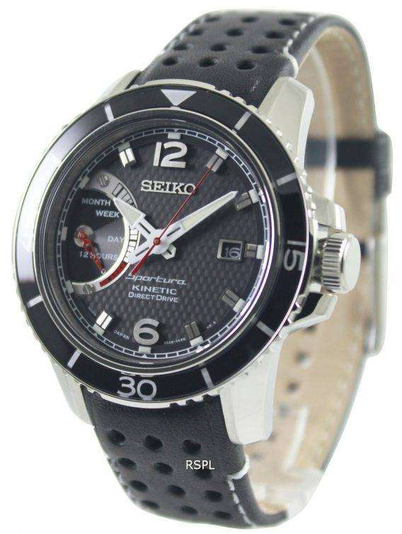 Seiko Sportura Kinetic Direct Drive SRG019P2 Mens Watch 1