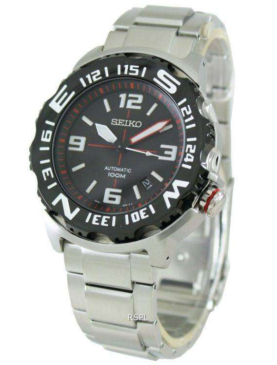 Seiko Automatic Superior 100M SRP445K1 SRP445K SRP445 Mens Watch 1