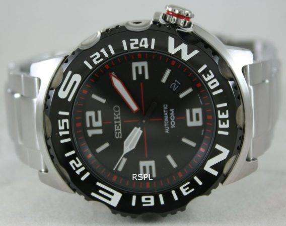 Seiko Automatic Superior 100M SRP445K1 SRP445K SRP445 Mens Watch