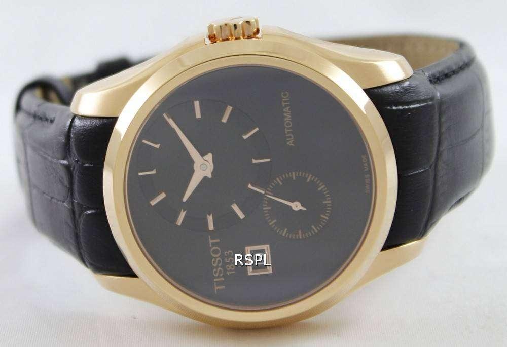... Tissot T-Trend Couturier Automatic T035.428.36.051.00 Watch ... 59100503d91