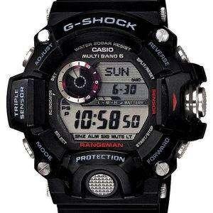 Casio Rangeman G-Shock Triple Sensor Atomic GW-9400-1 Mens Watch