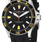 Stuhrling Original Aqua Diver Regatta Quartz 706.04 Mens Watch