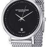 Stuhrling Original Classic Ascot Casatorra Elite Swiss Quartz 734GM.02 Mens Watch