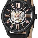 Stuhrling Original Atrium Automatic Skeleton 747.03 Mens Watch