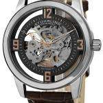 Stuhrling Original Winchester Automatic Self-Wind Skeleton 877.03 Mens Watch