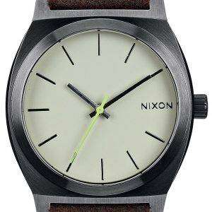 Nixon Quartz Time Teller 100M A045-1388-00 Mens Watch