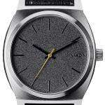 Nixon Time Teller Black Tape A045-1892-00 Mens Watch