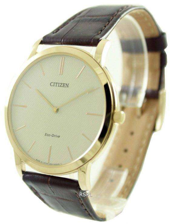 Citizen Eco-Drive AR1113-12A Mens Watch 1