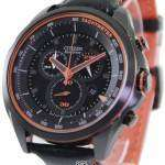 Citizen WDR Eco-Drive Chronograph Tachymeter AT2185-06E Mens Watch