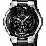 Casio Baby-G World Time BGA-110-1B2 Womens Watch