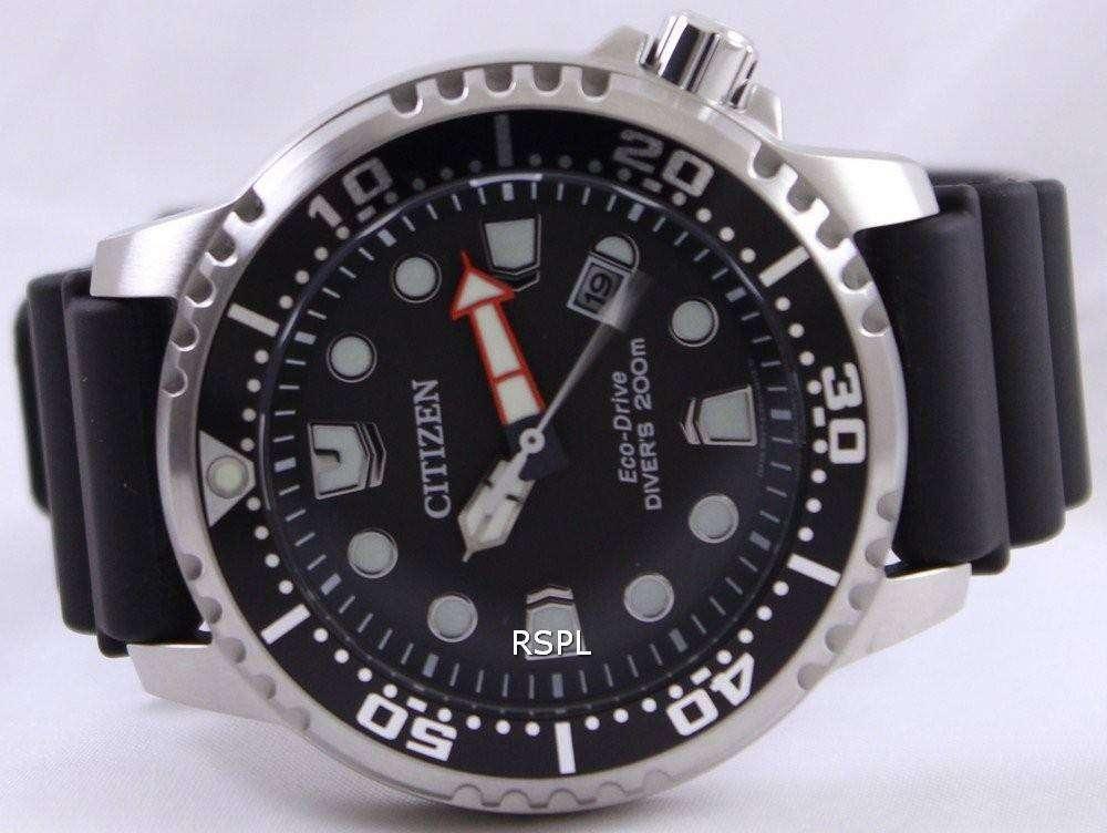 Citizen eco drive promaster marine diver 39 s 200m bn0150 10e mens watch downunderwatches - Citizen promaster dive watch ...