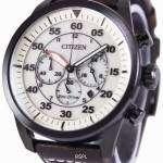 Citizen Eco-Drive Aviator Chronograph CA4215-04W Mens Watch