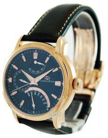 Orient Star Retrograde SDE00003B0 DE00003B0 Mens Watch