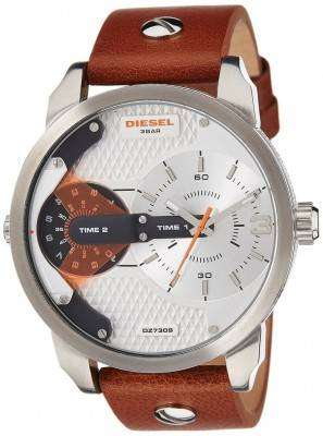 Diesel Mini Daddy Dual Time DZ7309 Mens Watch 1
