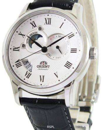 Orient Automatic Sun And Moon Collection FET0T002S0 ET0T002S Mens Watch
