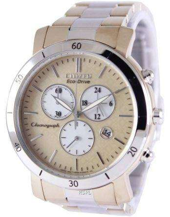 Citizen Eco-Drive Chronograph FB1346-55Q Womens Watch