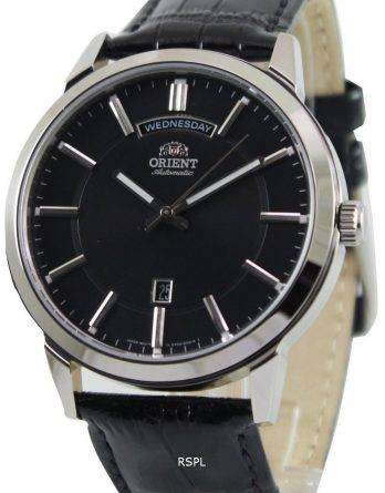 Orient Classic Automatic Black Dial FEV0U003B Mens Watch