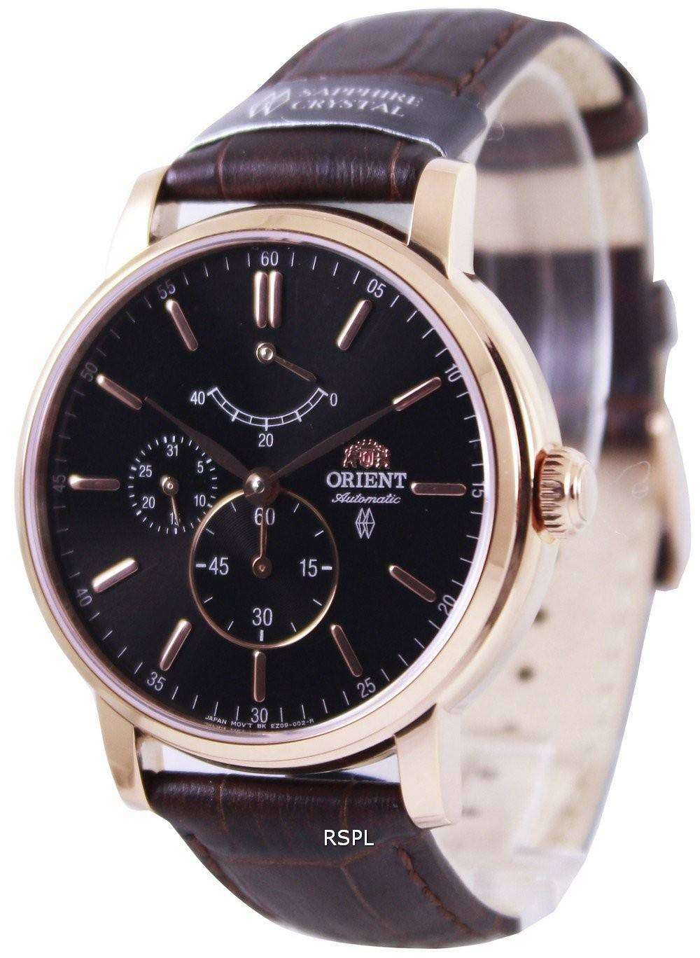 orient guys Join us today as we explore the orient symphony 2nd generation the symphony 2 is a men's automatic watch with upgraded sapphire crystal, great looks, and a.