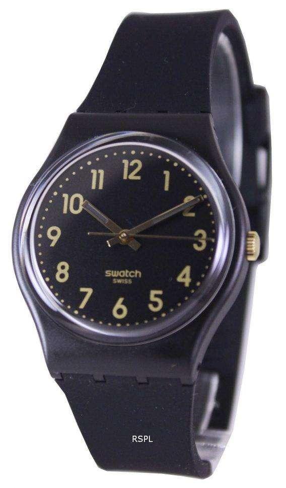 Swatch Originals Golden Tac Swiss Quartz GB274 Unisex Watch 1