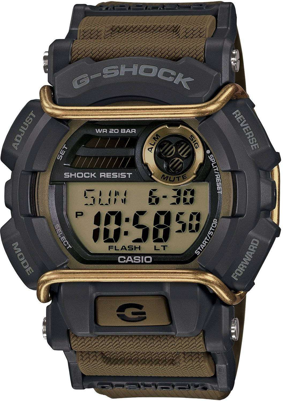casio g shock flash alert super illuminator 200m gd 400 9 mens watch downunderwatches. Black Bedroom Furniture Sets. Home Design Ideas